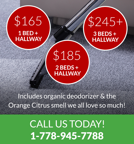 Carpet Cleaning Vancouver BC | Local